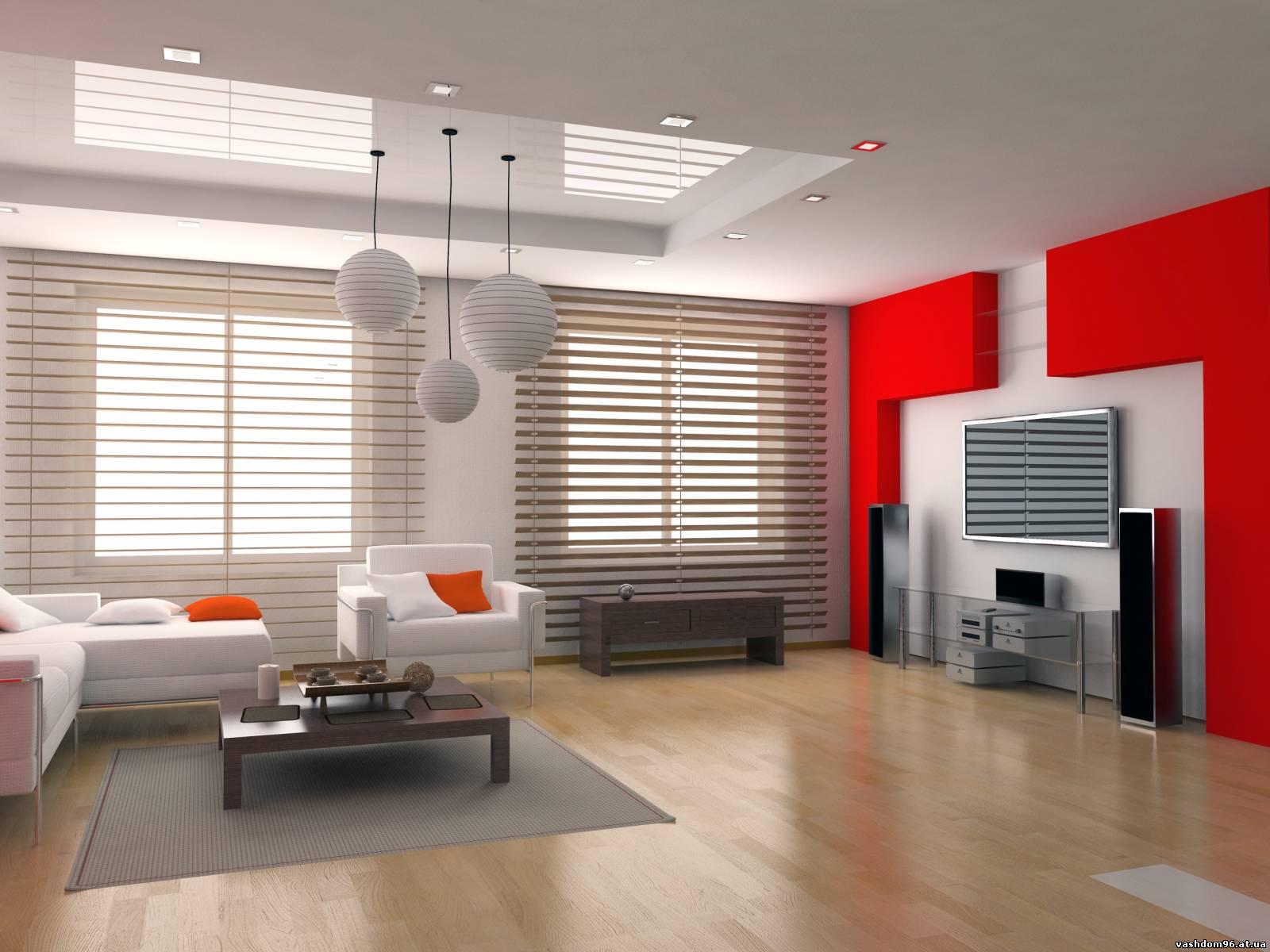 Гостиная-спальня дизайн интерьера фото